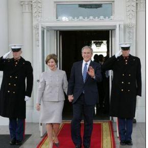 The Bush Presidency in FourWords