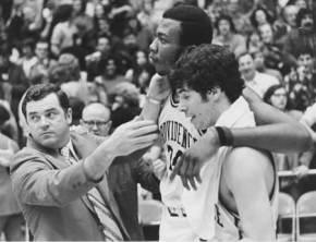 First College Basketball Game – Jacksonville v. Providence(1/27/73)