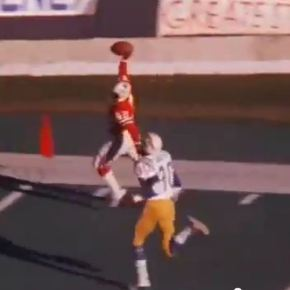 First NFL Game – Chargers v. Patriots(12/2/73)