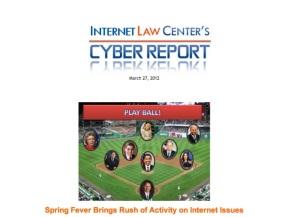 New Cyber Report