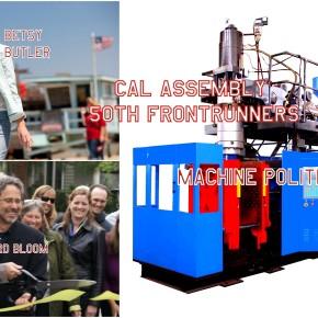 Hayden's Hatchet Job and California's Hottest AssemblyRace