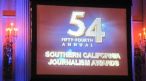Cyber Report Nabs 2nd Prize at LA Press Club Awards