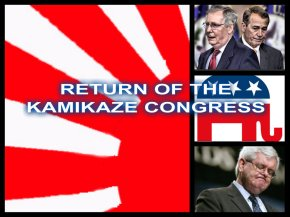 Return of the Kamikaze Congress (HuffPost)
