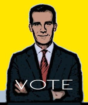 Why I'm Not Voting for Eric Garcetti for Mayor of Los Angeles