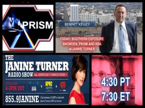 On the Janine Turner Show – Today at 430 PM PT