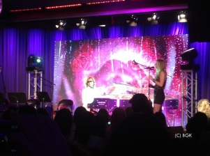 Yoshiki at Grammy Museum