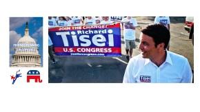 2014 Friends Running For Congress (Part 3): Rich Tisei(MA-6)