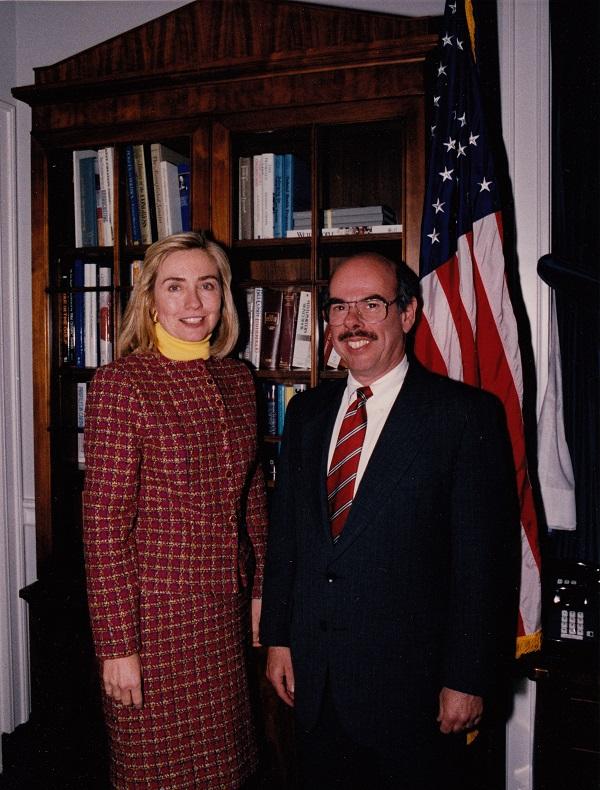 First Lady Hillary Clinton, Rep  Henry Waxman | Bennet