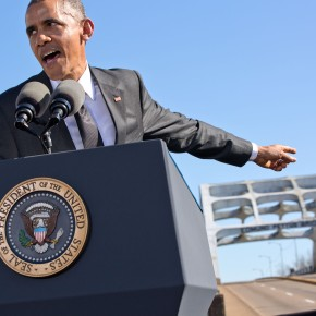 President Obama Address at Edmond Pettus Bridge
