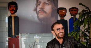 Ringo Starr gets his solo spot in the hall of fame, but he'll always be a Beatle