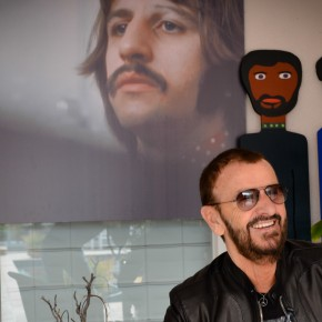 Ringo Starr gets his solo spot in the hall of fame, but he'll always be aBeatle
