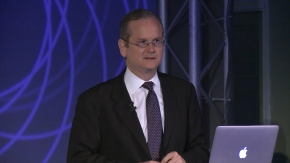 Lawrence Lessig: The problem with American democracy in three charts