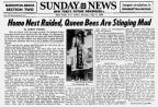 This 1969 newspaper cover story about the Stonewall riots shows just how far we've come