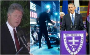 Obama, RFK and the Not So Secular Left