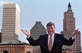 Buddy Cianci, Architect of Providence's Rebirth(1941-2016)