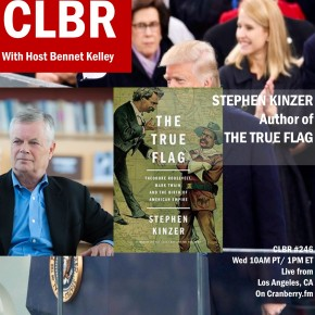 CLBR #246: Debating the American Empire With StephenKinzer