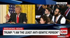 "Donald Trump Is Not the ""Least Anti-Semitic Person"" Ever"