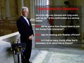 Jeff Sessions Russiagate Questions andReader