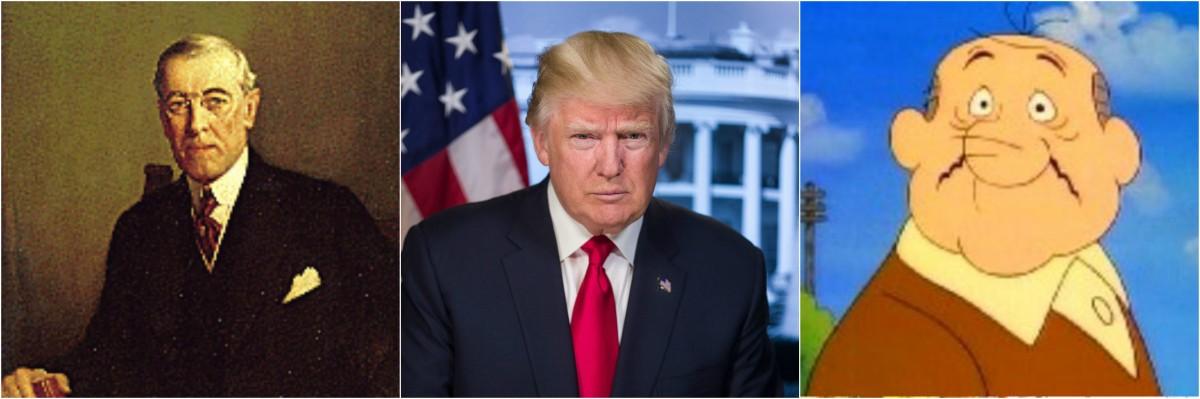 Trump's Wilsonian Presidency