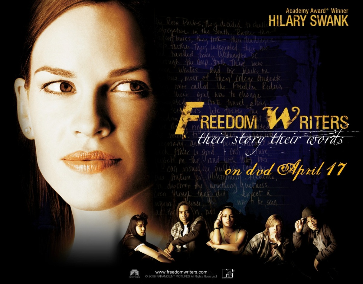 Congrats on Freedom Writers' 10th Anniversary
