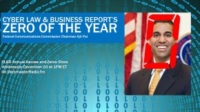 Why FCC Chairman Ajit Pai is CLBR's Zero of the Year