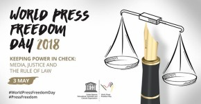 A Sober 25th World Press Freedom Day