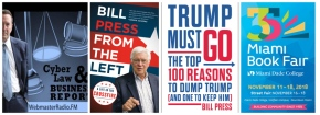 CLBR #314: Bill Press Talks About Trump and a Life in the Crossfire