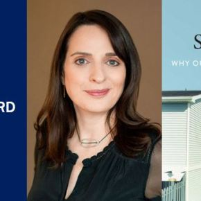 CLBR #327: Alissa Quart, Author of Squeezed – Why Our Families Can't AffordAmerica