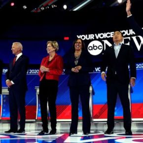 Quick Thoughts on Houston Debate: Biden Still in Front While Castro and Yang Falter