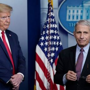 COVID-19 Diary (May 14): The Magical Thinking of a President Who Lacks Every Necessary Quality forLeadership