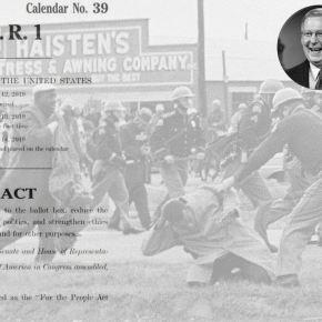 The Senate Has a Choice – Honor John Lewis or EdmundPettus