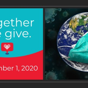 Giving in the Time of COVID – #GivingTuesday2020